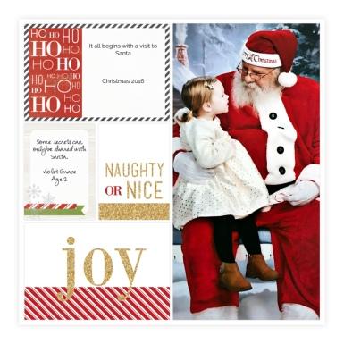 Secrets With Santa (Christmas 2016)