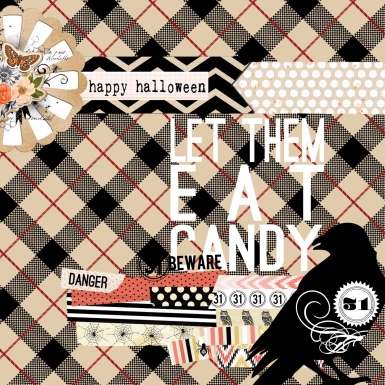 Let Them Eat Candy (Halloween 2016)